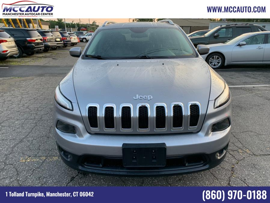 Used Jeep Cherokee 4WD 4dr Latitude 2015 | Manchester Autocar Center. Manchester, Connecticut