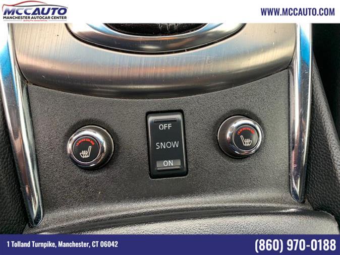 Used Infiniti G37 Sedan 4dr x AWD 2011 | Manchester Autocar Center. Manchester, Connecticut