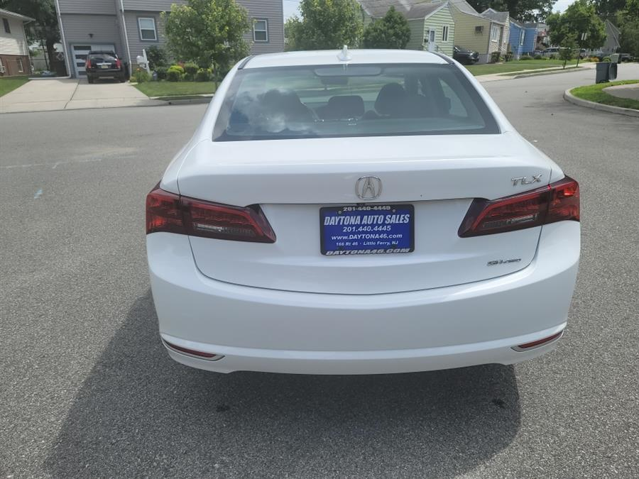 Used Acura TLX 4dr Sdn SH-AWD V6 Tech 2015 | Daytona Auto Sales. Little Ferry, New Jersey