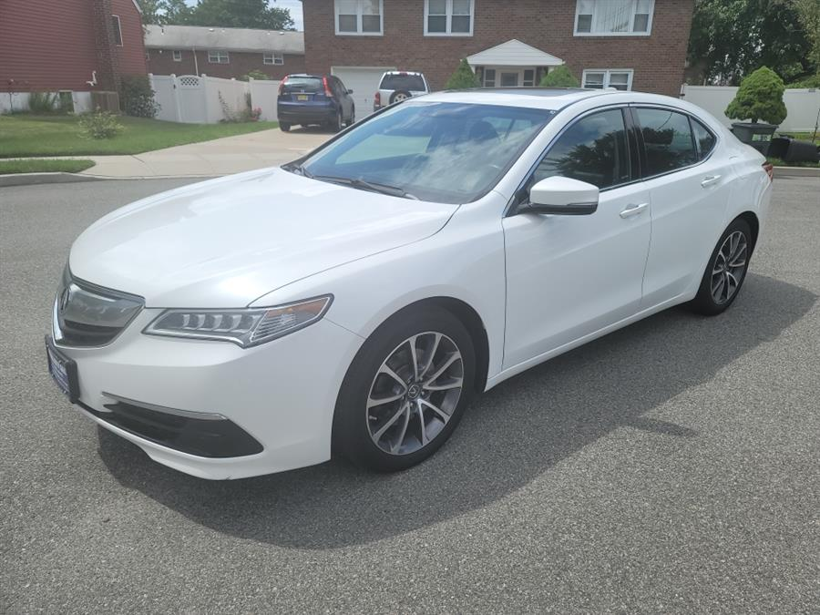 Used 2015 Acura TLX in Little Ferry, New Jersey | Daytona Auto Sales. Little Ferry, New Jersey