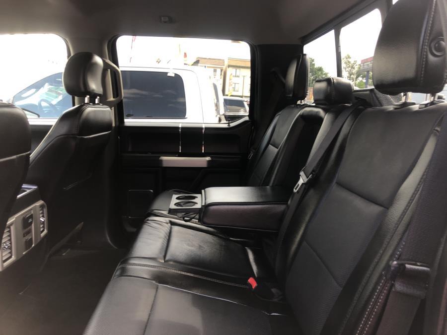 "Used Ford F-150 4WD SuperCrew 145"" Lariat 2016   Auto Haus of Irvington Corp. Irvington , New Jersey"