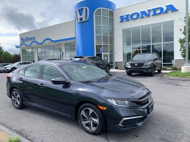Used 2019 Honda Civic in Avon, Connecticut | Sullivan Automotive Group. Avon, Connecticut