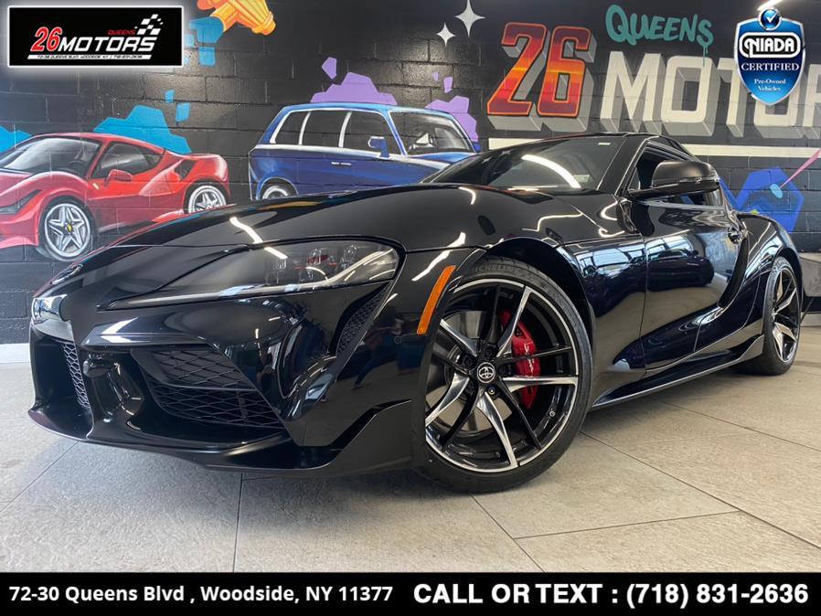 Used Toyota GR SUPRA + Auto 2021 | 26 Motors Queens. Woodside, New York