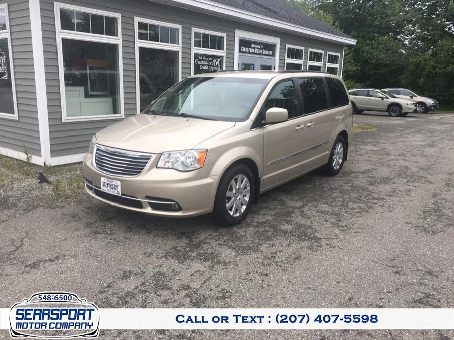 Used Chrysler Town & Country 4dr Wgn Touring 2014 | Searsport Motor Company. Searsport, Maine