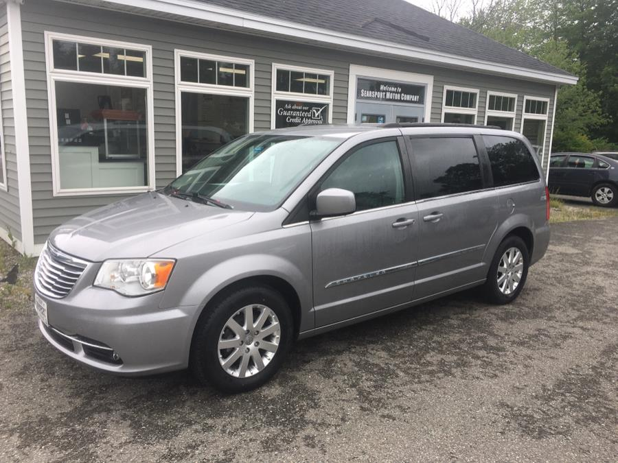 Used Chrysler Town & Country 4dr Wgn Touring 2016   Searsport Motor Company. Searsport, Maine