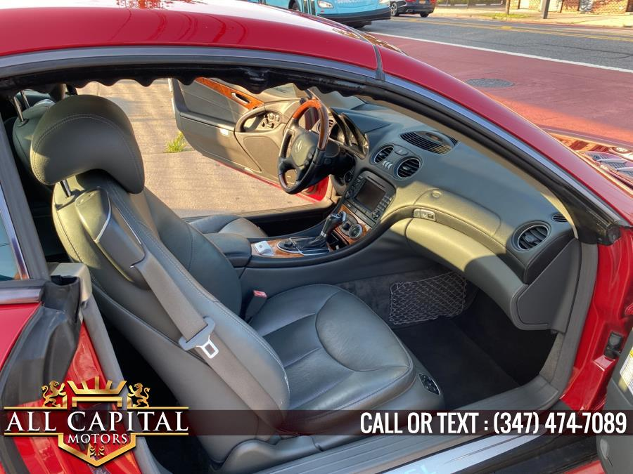 Used Mercedes-Benz SL-Class 2dr Roadster 5.0L 2006 | All Capital Motors. Brooklyn, New York