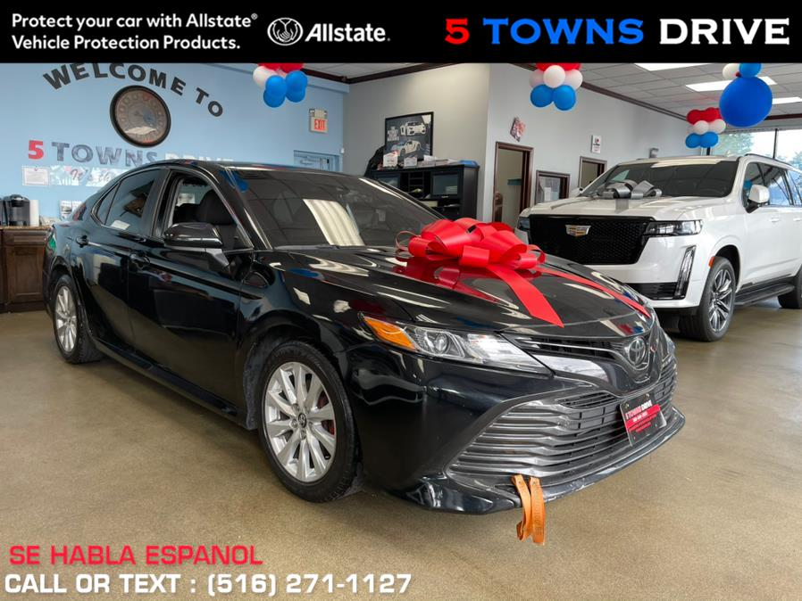 Used Toyota Camry LE Auto (Natl) 2018 | 5 Towns Drive. Inwood, New York
