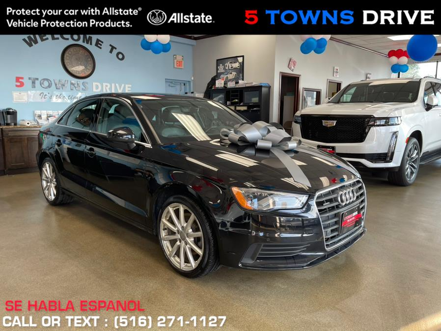 Used Audi A3 4dr Sdn quattro 2.0T Premium Plus 2016 | 5 Towns Drive. Inwood, New York