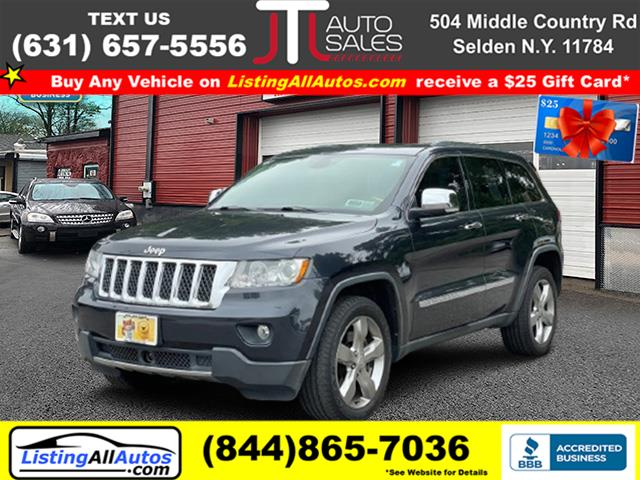 Used 2013 Jeep Grand Cherokee in Patchogue, New York | www.ListingAllAutos.com. Patchogue, New York