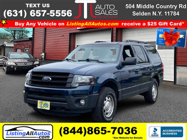 Used Ford Expedition 4WD 4dr XL 2016 | www.ListingAllAutos.com. Patchogue, New York