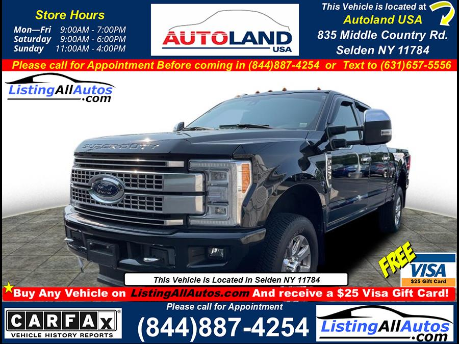 Used 2017 Ford F-350 Super Duty in Patchogue, New York | www.ListingAllAutos.com. Patchogue, New York