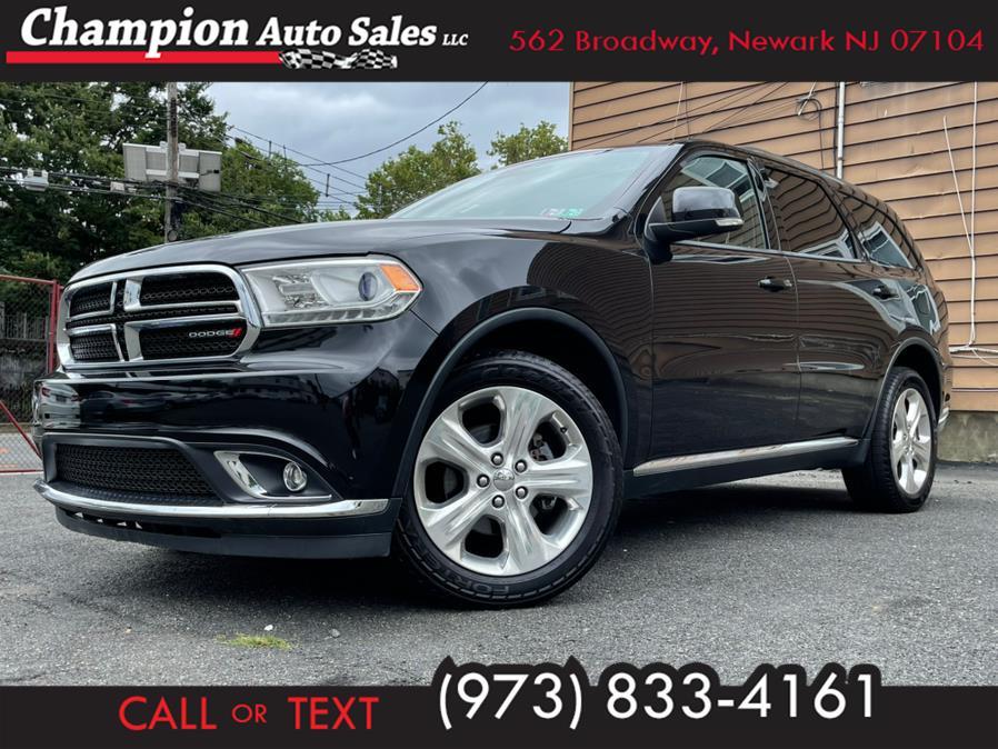 Used 2015 Dodge Durango in Newark, New Jersey | Champion Auto Sales. Newark, New Jersey