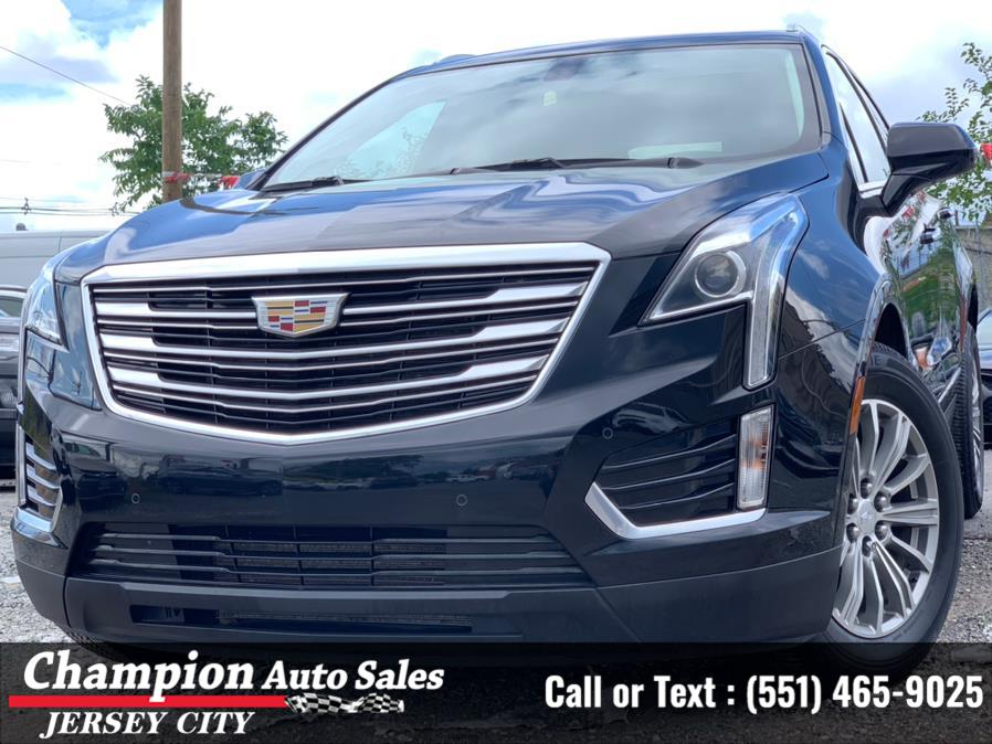 Used 2017 Cadillac XT5 in Jersey City, New Jersey | Champion Auto Sales. Jersey City, New Jersey