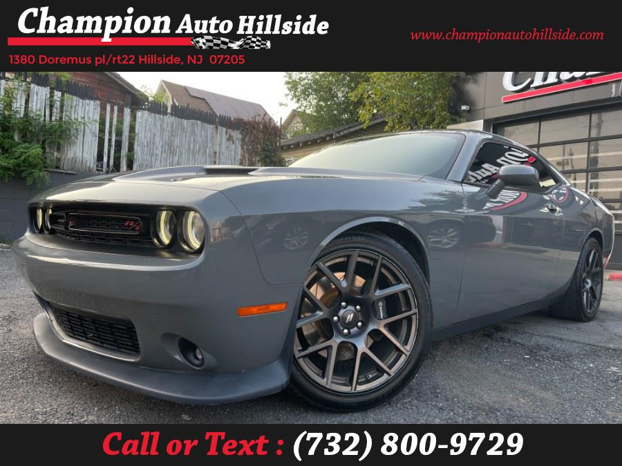 Used 2017 Dodge Challenger in Hillside, New Jersey | Champion Auto Sales. Hillside, New Jersey