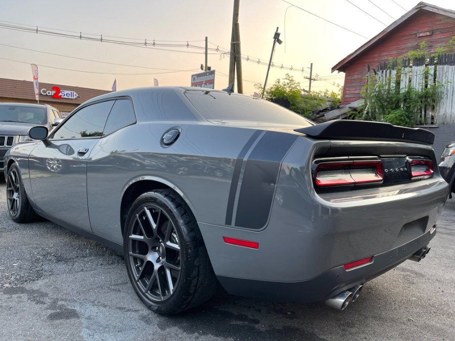 Used Dodge Challenger R/T Scat Pack Coupe 2017 | Champion Auto Sales. Hillside, New Jersey