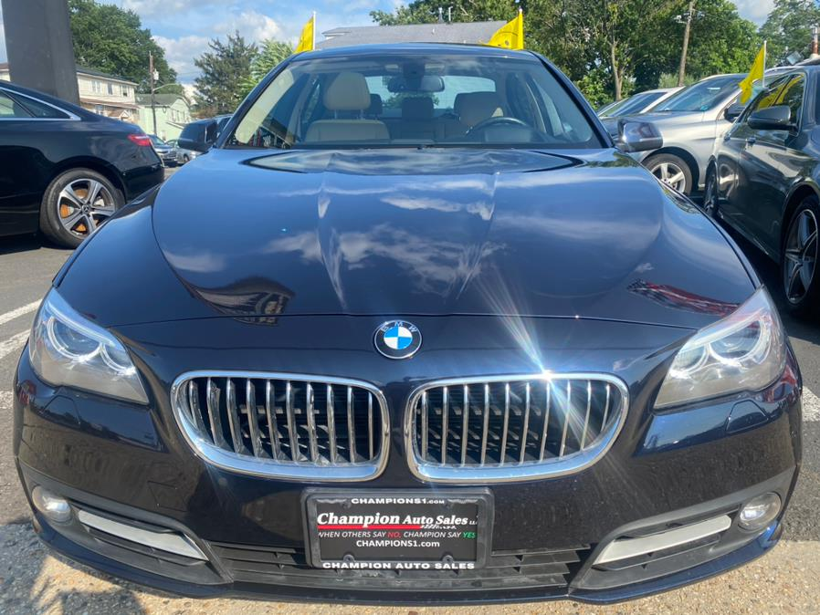 Used BMW 5 Series 4dr Sdn 528i xDrive AWD 2015   Champion Auto Sales. Linden, New Jersey