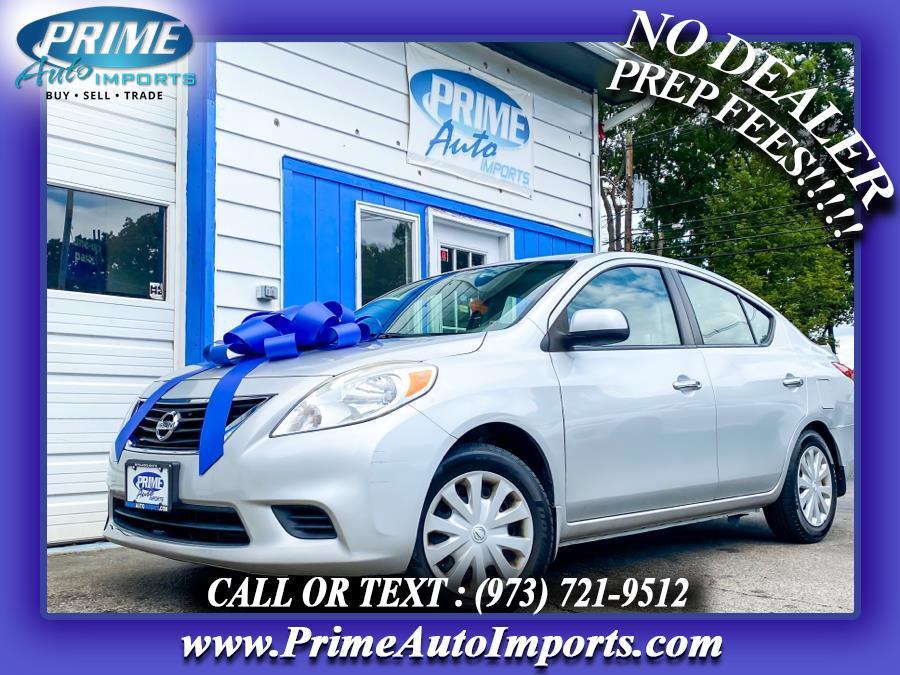 Used 2013 Nissan Versa in Bloomingdale, New Jersey | Prime Auto Imports. Bloomingdale, New Jersey