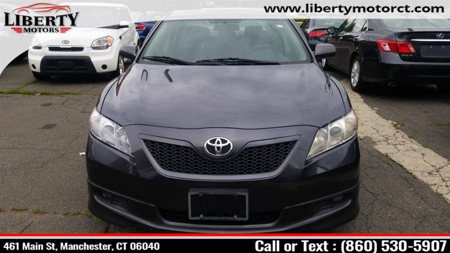 Used Toyota Camry 4dr Sdn I4 Auto SE 2009 | Liberty Motors. Manchester, Connecticut