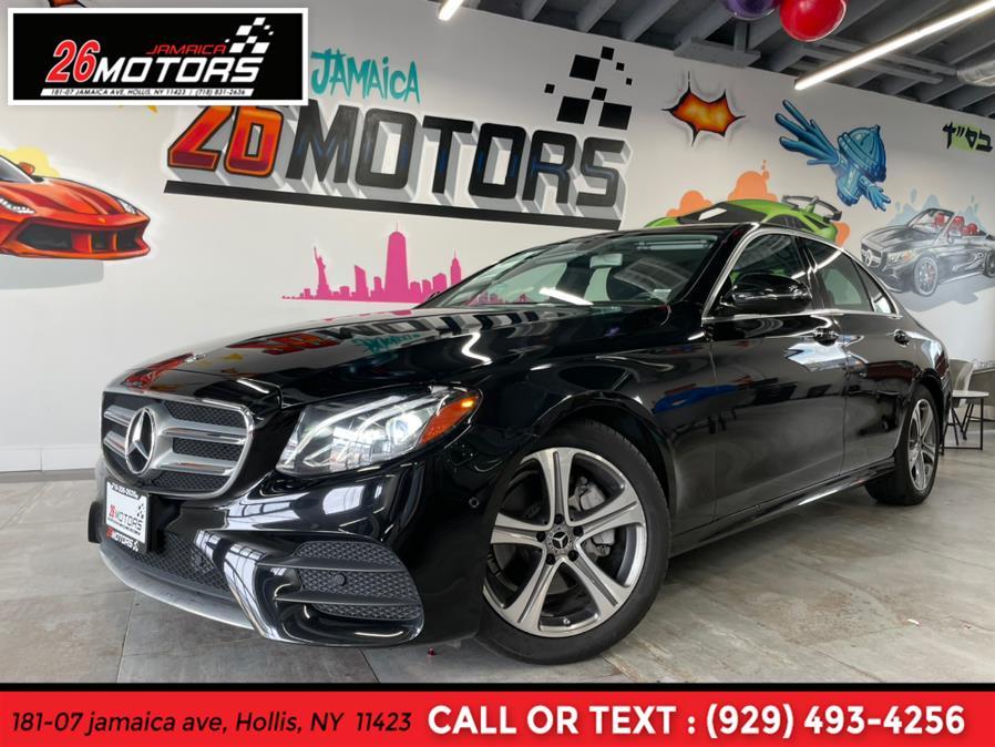 Used Mercedes-Benz E-Class Sport Pkg E 300 RWD Sedan 2018 | Jamaica 26 Motors. Hollis, New York