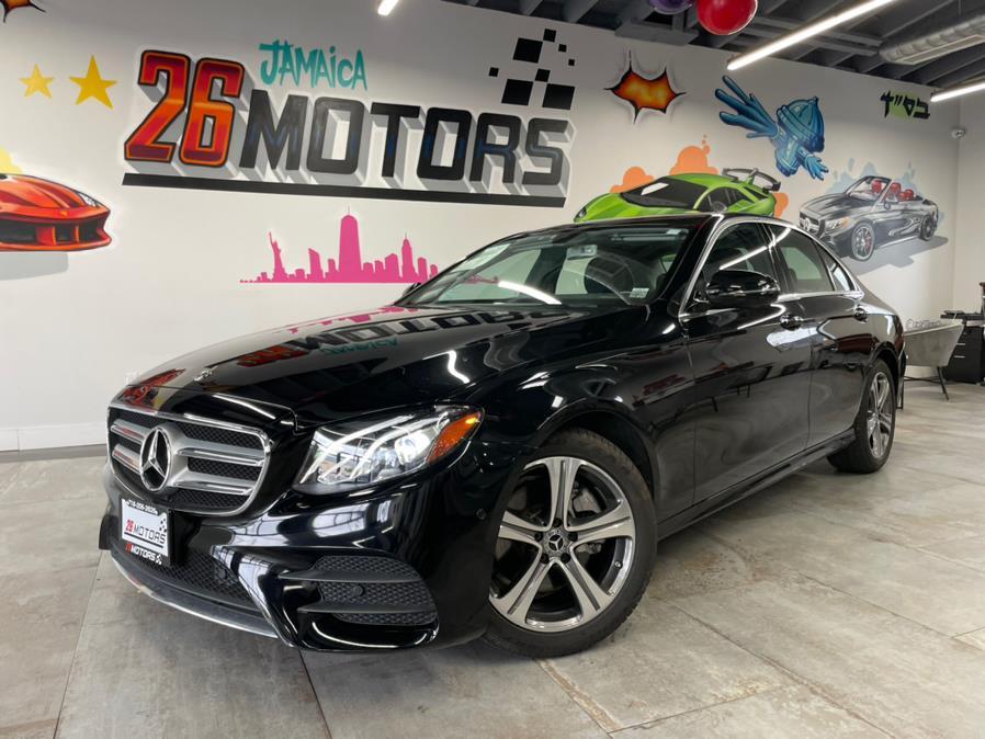 Used Mercedes-Benz E-Class E 300 4MATIC Sedan 2018 | Jamaica 26 Motors. Hollis, New York