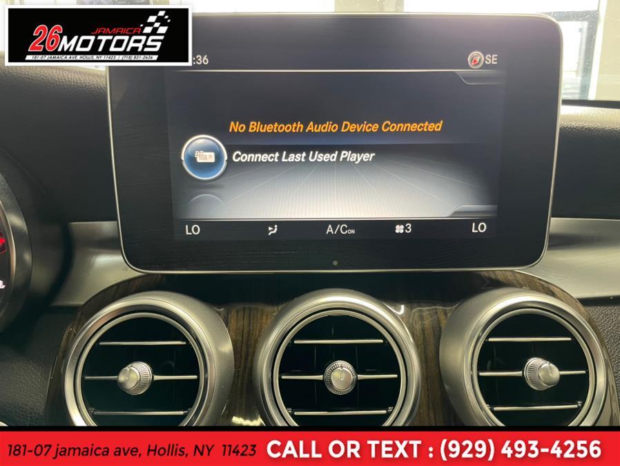 Used Mercedes-Benz C-Class Sport Pkg C 300 4MATIC Sedan 2018   Jamaica 26 Motors. Hollis, New York