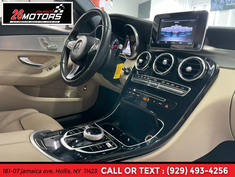 Used Mercedes-Benz C-Class C 300 Sedan 2018 | Jamaica 26 Motors. Hollis, New York