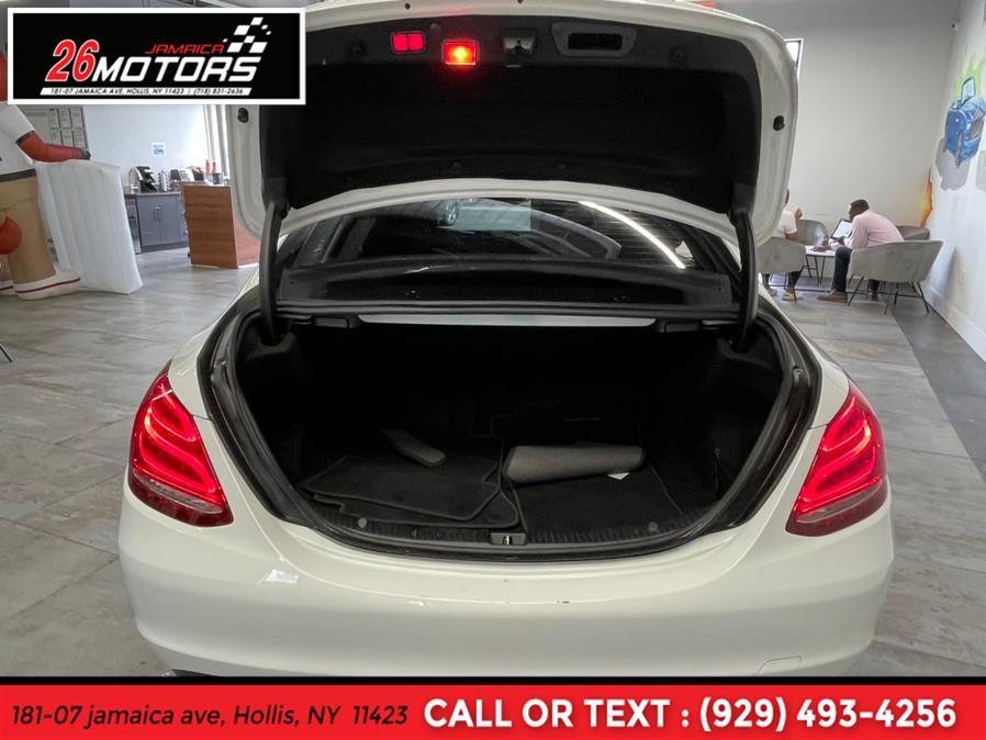 Used Mercedes-Benz C-Class Sport Pkg C 300 Sedan with Sport Pkg 2017   Jamaica 26 Motors. Hollis, New York