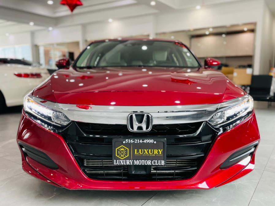 Used Honda Accord Sedan LX 1.5T CVT 2018   C Rich Cars. Franklin Square, New York