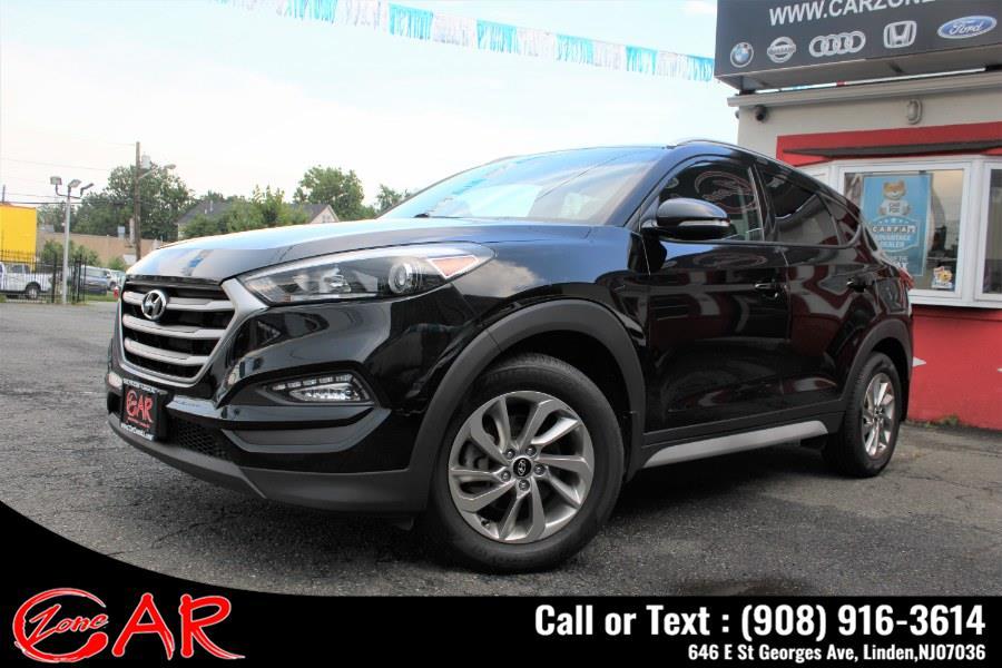 Used Hyundai Tucson SE Plus FWD 2017 | Car Zone. Linden, New Jersey