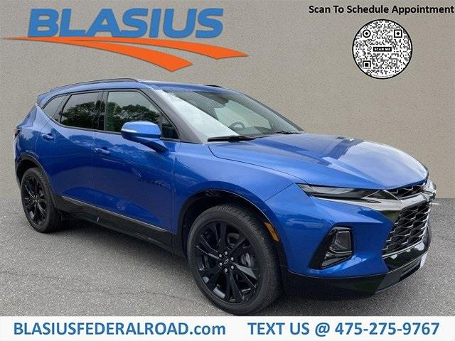 Used Chevrolet Blazer RS 2019 | Blasius Federal Road. Brookfield, Connecticut