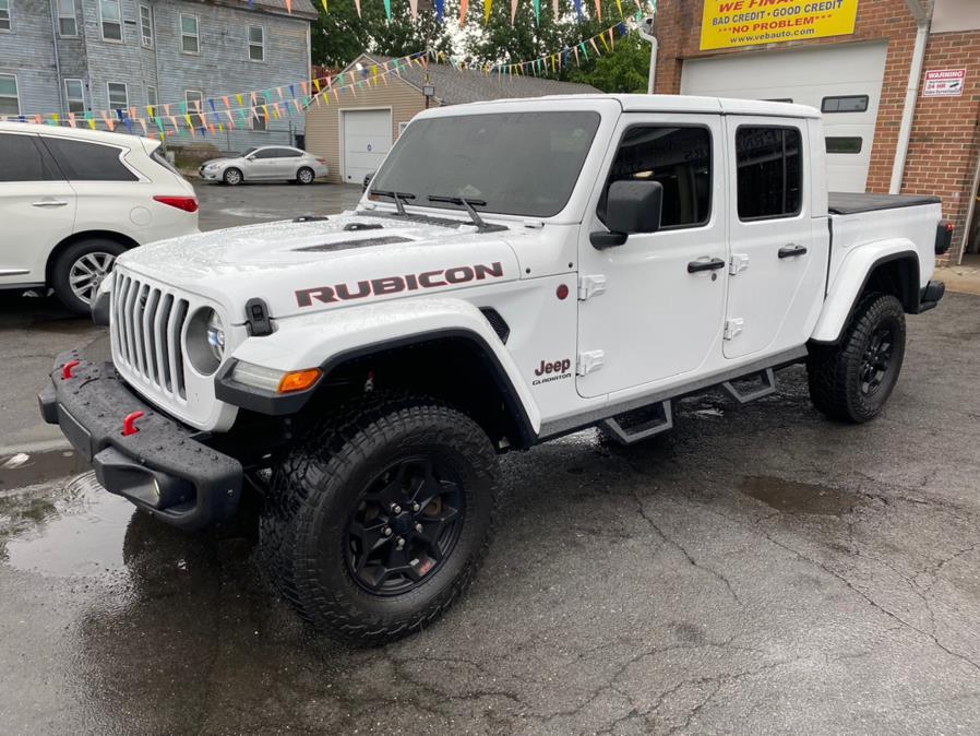 Used Jeep Gladiator Rubicon 4x4 2020 | VEB Auto Sales. Hartford, Connecticut