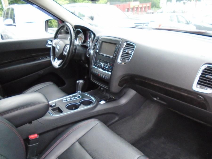 Used Dodge Durango AWD 4dr R/T 2013 | Jim Juliani Motors. Waterbury, Connecticut