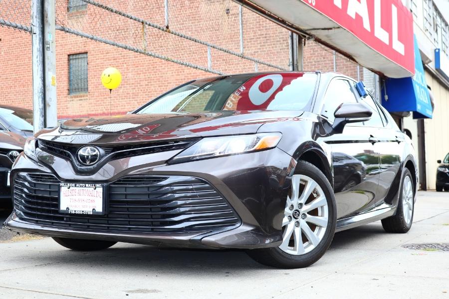 Used Toyota Camry LE Auto (Natl) 2018 | Hillside Auto Mall Inc.. Jamaica, New York