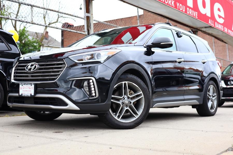 Used Hyundai Santa Fe Limited Ultimate 3.3L Auto AWD 2018 | Hillside Auto Mall Inc.. Jamaica, New York