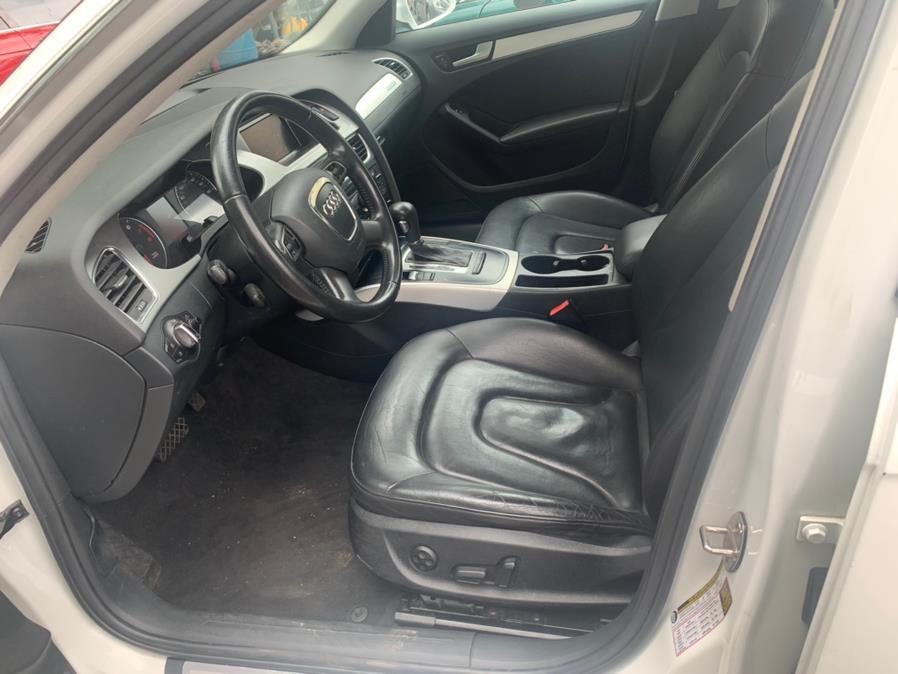 Used Audi A4 4dr Sdn Auto quattro 2.0T Premium 2012 | Atlantic Used Car Sales. Brooklyn, New York