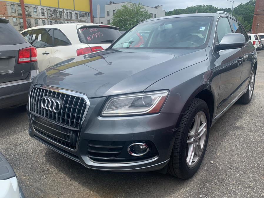 Used 2013 Audi Q5 in Brooklyn, New York | Atlantic Used Car Sales. Brooklyn, New York