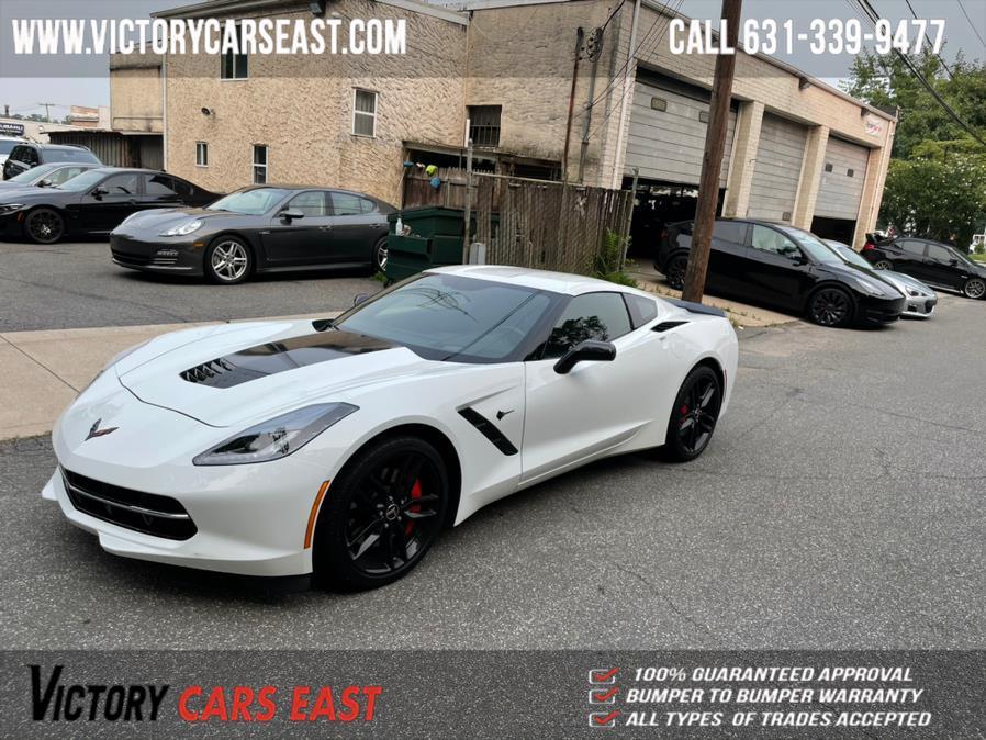 Used Chevrolet Corvette 2dr Stingray Z51 Cpe w/3LT 2015 | Victory Cars East LLC. Huntington, New York