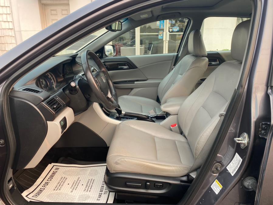 Used Honda Accord Sedan 4dr V6 Auto EX-L 2014 | Rite Cars, Inc. Lindenhurst, New York