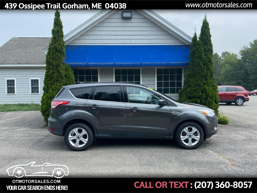 Used Ford Escape 4WD 4dr SE 2015 | Ossipee Trail Motor Sales. Gorham, Maine