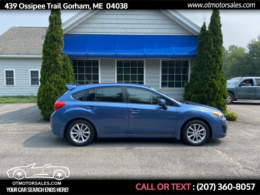 Used Subaru Impreza Wagon 5dr Auto 2.0i Premium 2014 | Ossipee Trail Motor Sales. Gorham, Maine
