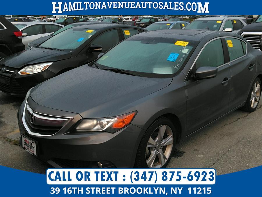 Used Acura ILX 4dr Sdn 2.0L Tech Pkg 2013 | Hamilton Avenue Auto Sales DBA Nyautoauction.com. Brooklyn, New York