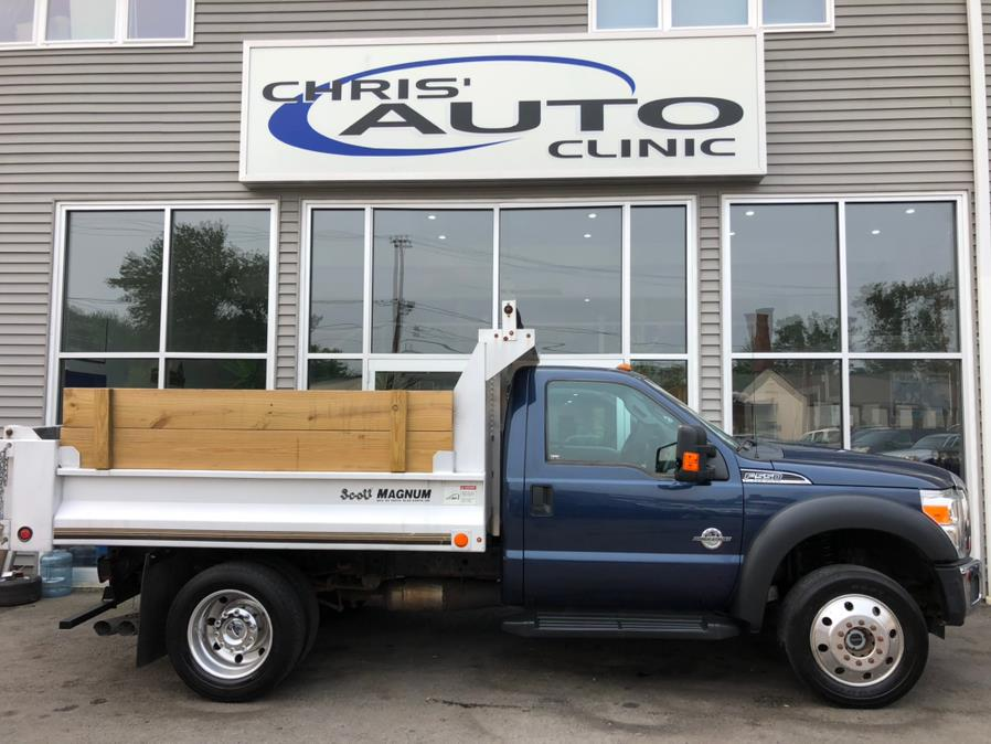 Used 2014 Ford F550 in Plainville, Connecticut | Chris's Auto Clinic. Plainville, Connecticut