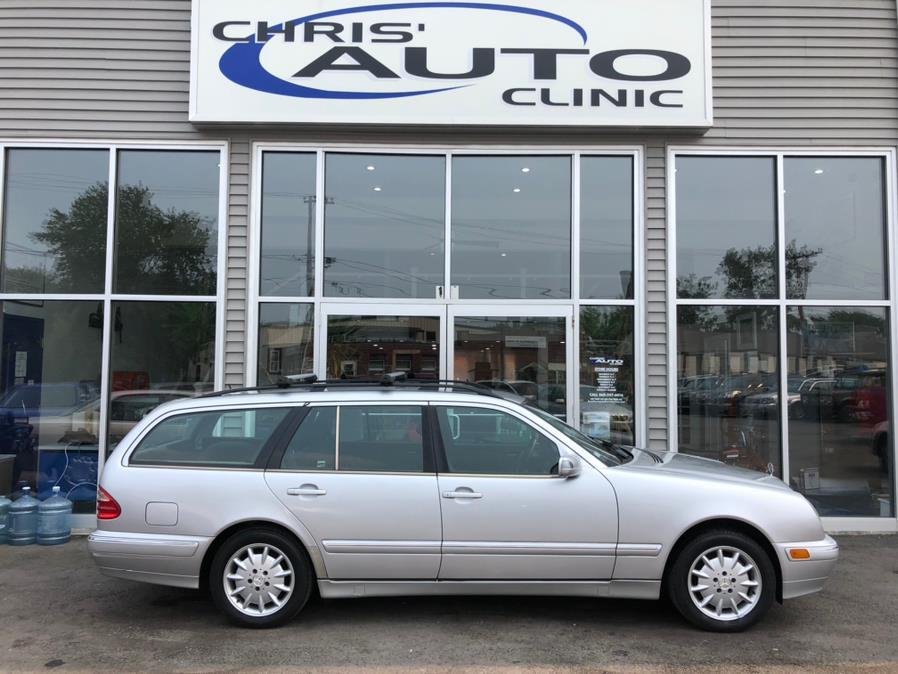 Used Mercedes-Benz E-Class 4dr Wgn 3.2L AWD 2002 | Chris's Auto Clinic. Plainville, Connecticut