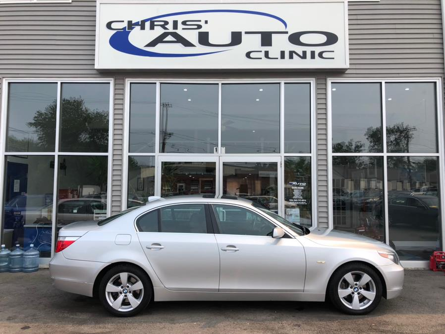 Used 2007 BMW 5 Series in Plainville, Connecticut | Chris's Auto Clinic. Plainville, Connecticut
