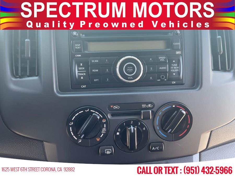 "Used Chevrolet City Express Cargo Van FWD 115"" LT 2015   Spectrum Motors. Corona, California"