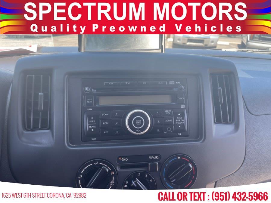 Used Nissan NV200 Compact Cargo I4 SV 2017   Spectrum Motors. Corona, California