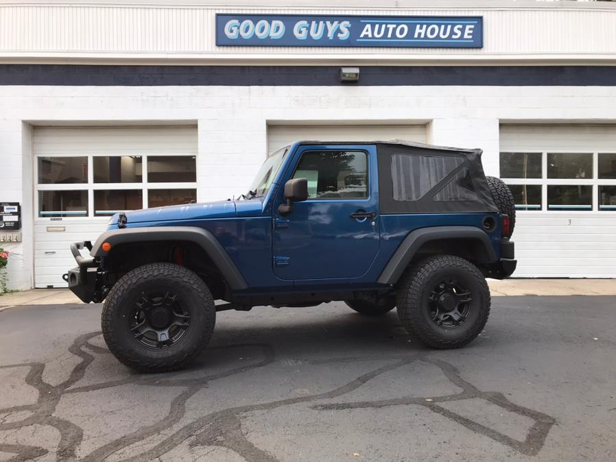 Used 2009 Jeep Wrangler in Southington, Connecticut | Good Guys Auto House. Southington, Connecticut