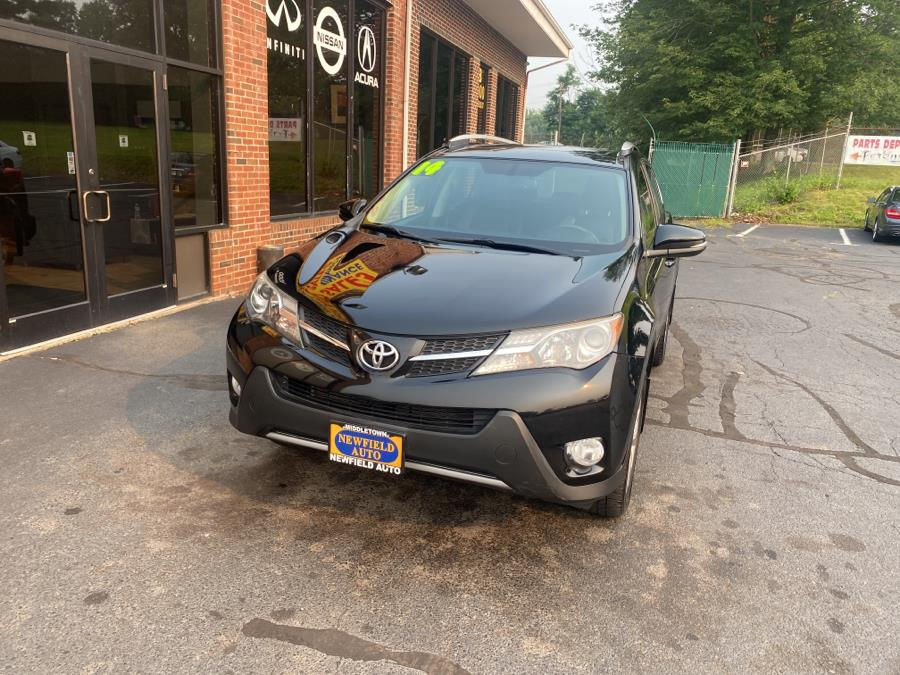 Used 2014 Toyota RAV4 in Middletown, Connecticut | Newfield Auto Sales. Middletown, Connecticut