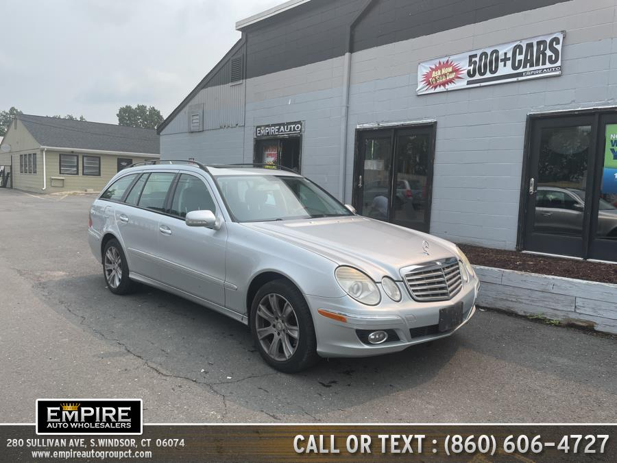 Used 2009 Mercedes-Benz E-Class in S.Windsor, Connecticut | Empire Auto Wholesalers. S.Windsor, Connecticut