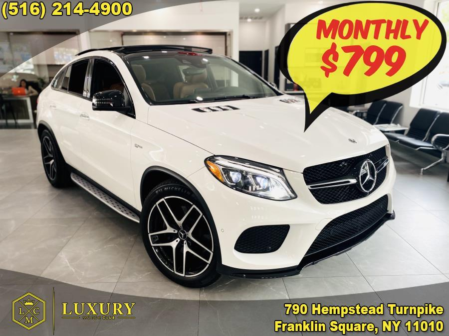 Used Mercedes-Benz GLE AMG GLE 43 4MATIC Coupe 2019 | Luxury Motor Club. Franklin Square, New York